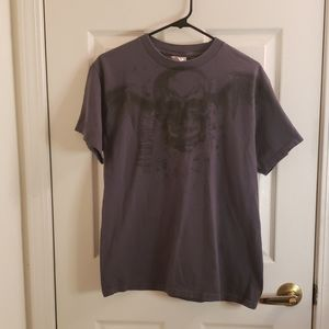 Avenged Sevenfold Band T-Shirt Gray Medium